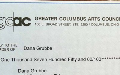 Wow! I just got two grants!